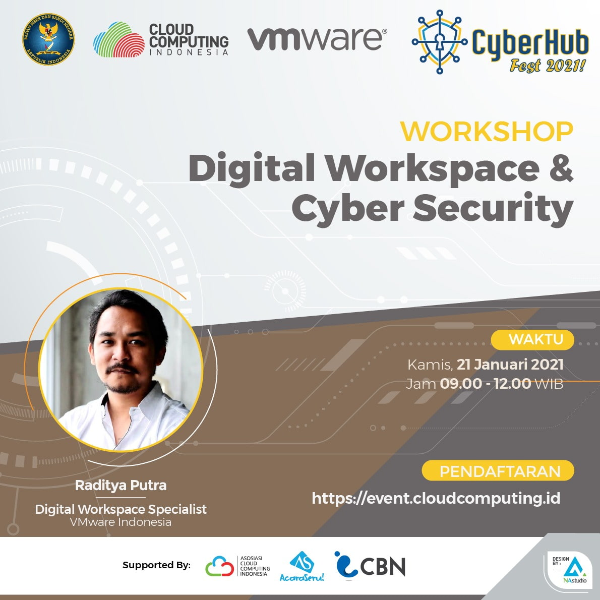 Workshop: Digital Workspace & Cyber Security